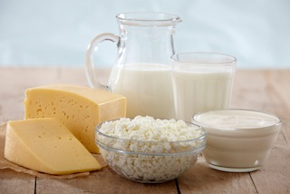 Full fat dairy products have been found to be better for you than low fat dairy products.