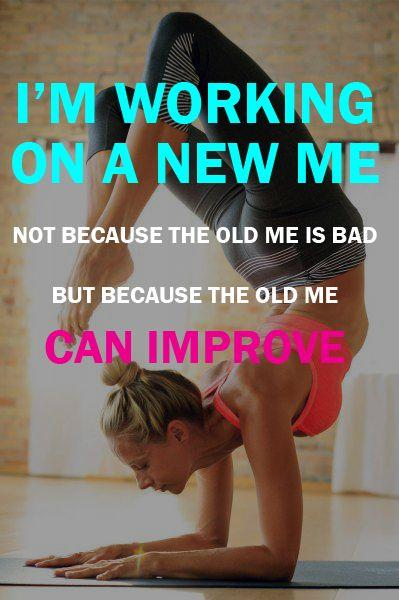 Weight loss is about creating a new you.