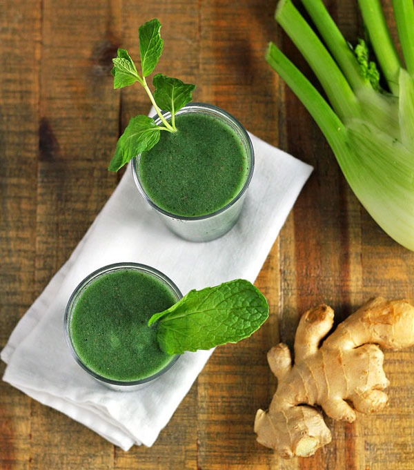 Digestive aid weight loss smoothies