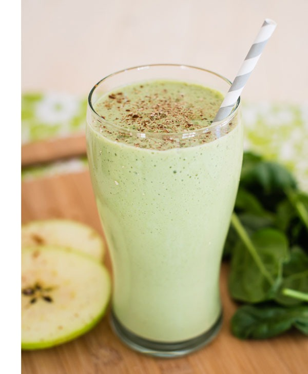 Green apple weight loss smoothies