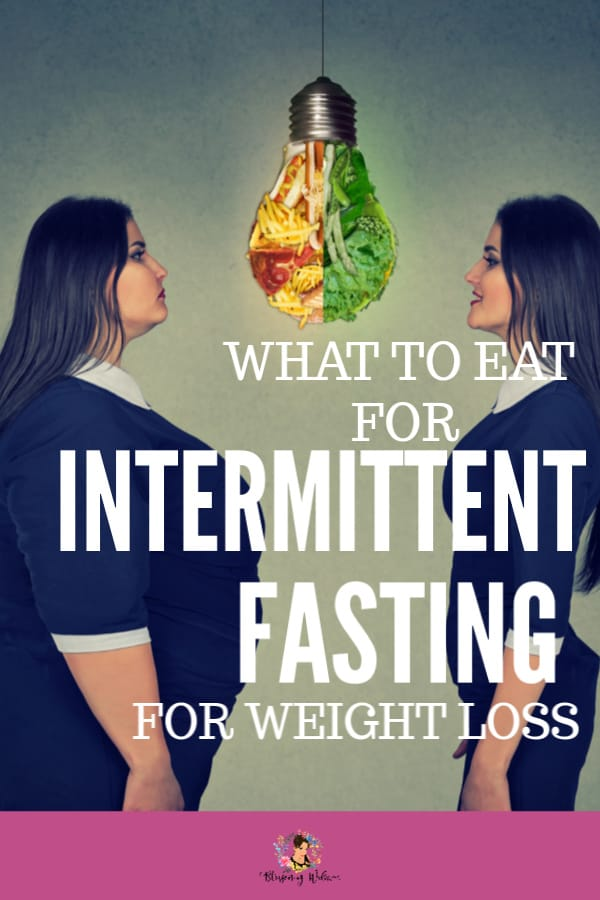Fat girl next to a skinny girl that lost weight doing intermittent fasting diet