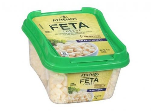 "Feta émiettée traditionnelle Athenos ""width ="" 500 ""height ="" 366 ""srcset ="" https://www.eatthis.com/wp-content/uploads/media/images/ext/763510984/best-lunch-foods-athenos- feta-500x366.jpg 500w, https://www.eatthis.com/wp-content/uploads/media/images/ext/763510984/best-lunch-foods-athenos-feta-300x220.jpg 300w, https: // www.eatthis.com/wp-content/uploads/media/images/ext/763510984/best-lunch-foods-athenos-feta-205x150.jpg 205w, https://www.eatthis.com/wp-content/uploads /media/images/ext/763510984/best-lunch-foods-athenos-feta-343x250.jpg 343w, https://www.eatthis.com/wp-content/uploads/media/images/ext/763510984/best- lunch-foods-athenos-feta-256x186.jpg 256w, https://www.eatthis.com/wp-content/uploads/media/images/ext/763510984/best-lunch-foods-athenos-feta-183x133.jpg 183w, https://www.eatthis.com/wp-content/uploads/media/images/ext/763510984/best-lunch-foods-athenos-feta-244x178.jpg 244w, https://www.eatthis.com / wp-content / uploads / media / images / ext / 763510984 / meilleur-déjeuner-repas-athenos-feta-264x19 2.jpg 264w, https://www.eatthis.com/wp-content/uploads/media/images/ext/763510984/best-lunch-foods-athenos-feta.jpg 512w ""tailles ="" (largeur maximale: 500px) 100vw, 500px"