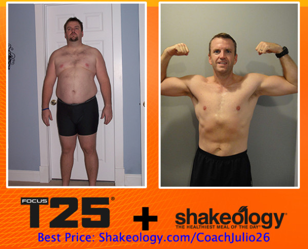 Shakeology Has Made The Difference in James's Weight Loss Journey!