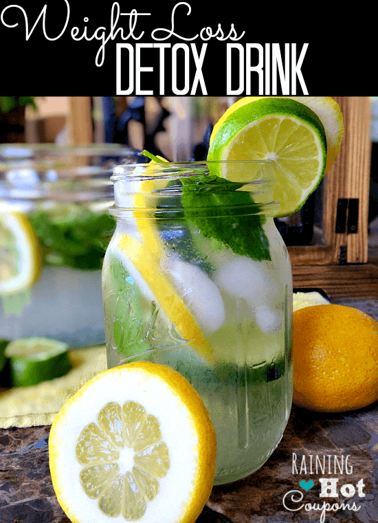 Weight Loss Detox Drink