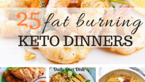 25 Keto Dinner Recipes Featured Image.png