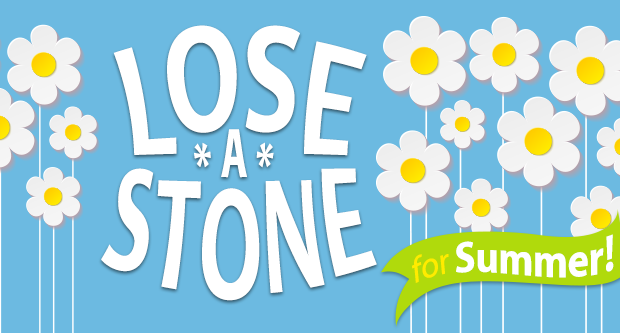 Lose a Stone for Summer Advert