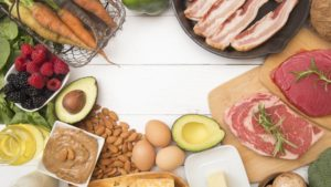 A Range Of Foods From The Keto Diet.jpg