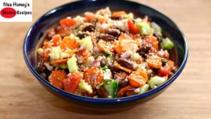 Healthy Quinoa Salad Recipe For Weight Loss Dinner Recipes Skinny Recipes To Lose Weight Fast.jpg